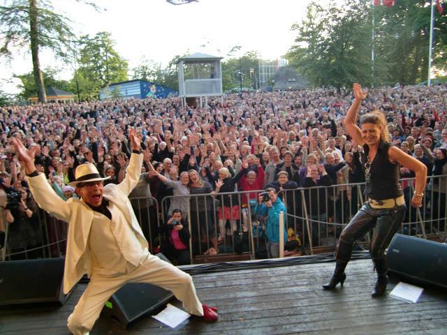 koncerter i Tivoli København kæmpe pik